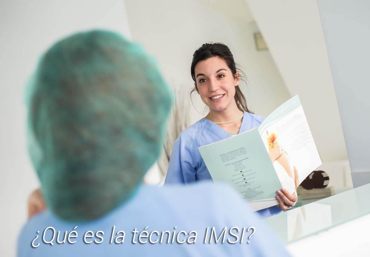 ¿Qué es la técnica IMSI y qué ventajas tiene?