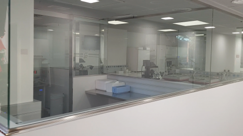 Laboratorio de cristal ginemed murcia