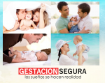 Logo Gestación Segura & World Surrogacy