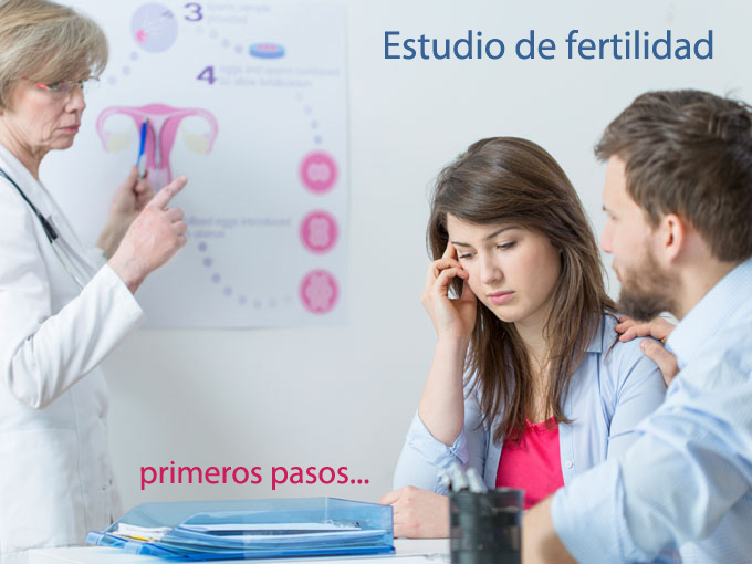 Estudio de fertilidad: primer paso en el tratamiento de FIV