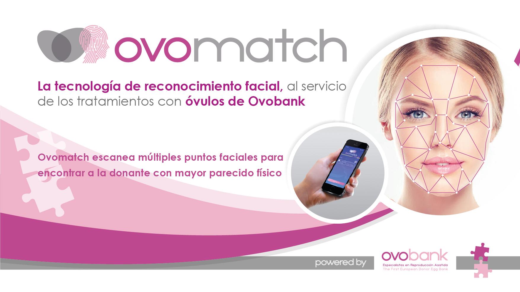 Una aplicación de reconocimiento facial para que los bebés nacidos gracias a la donación de óvulos puedan parecerse a sus padres