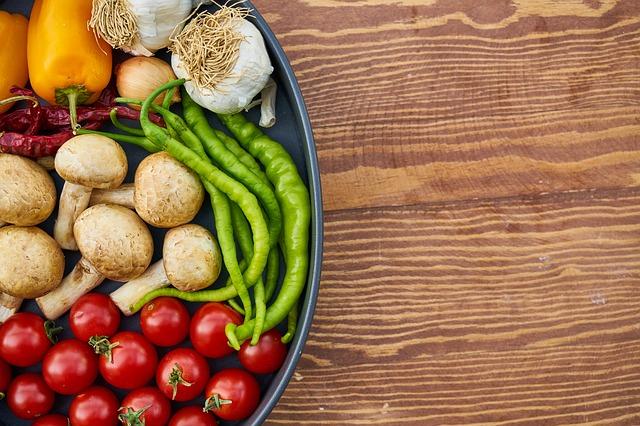 Alimentación vegana durante el embarazo